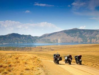 The Adventure Travel Show 2015, Motorcycle specialist seminar