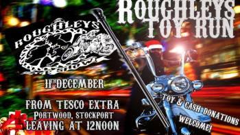 Roughleys Toy Run 2016
