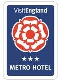 Visit Britain, 3 star Metro Hotel