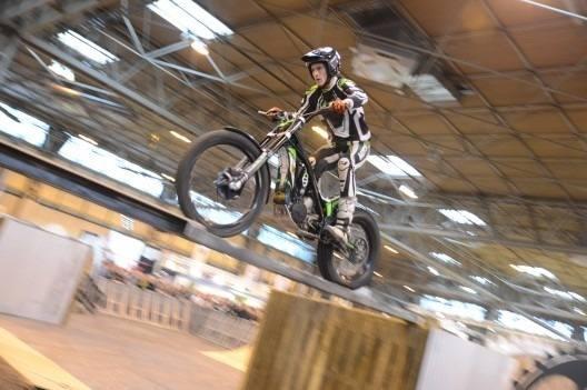Crankd live action stunt show