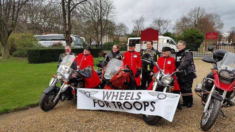 Wheels for Troops