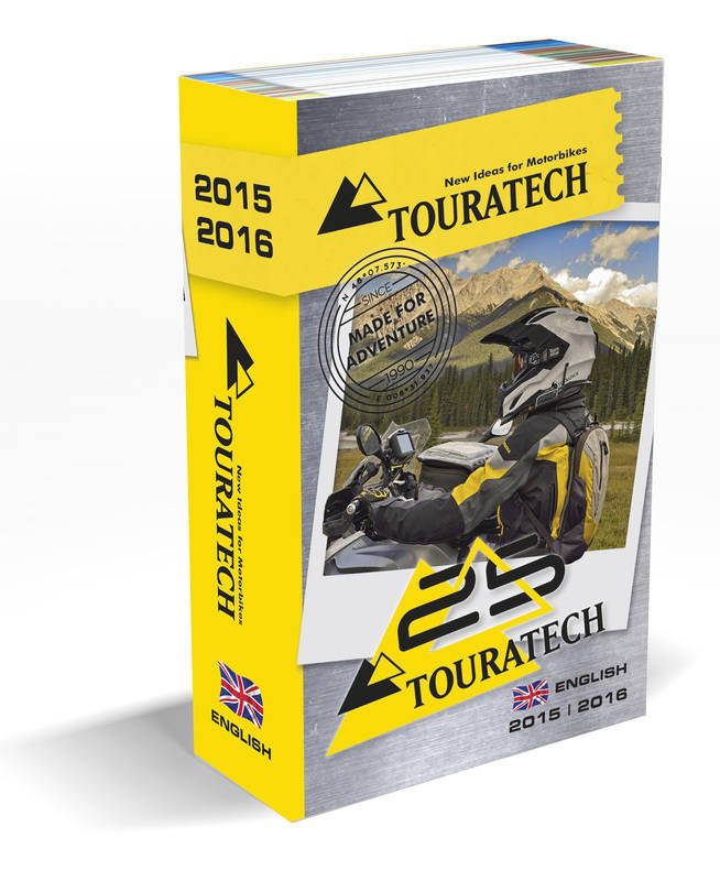Touratech Presents Its Anniversary Catalogue