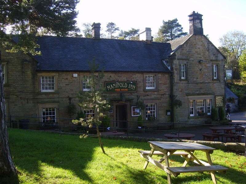The Manifold Inn, Biker Friendly, Hartington, Buxton, Derbyshire