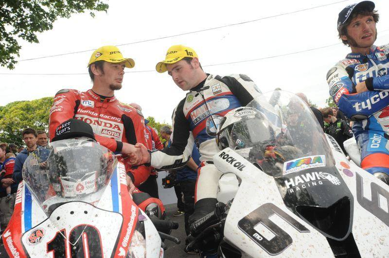 With 100 days to go before the 2015 Isle of Man TT Races