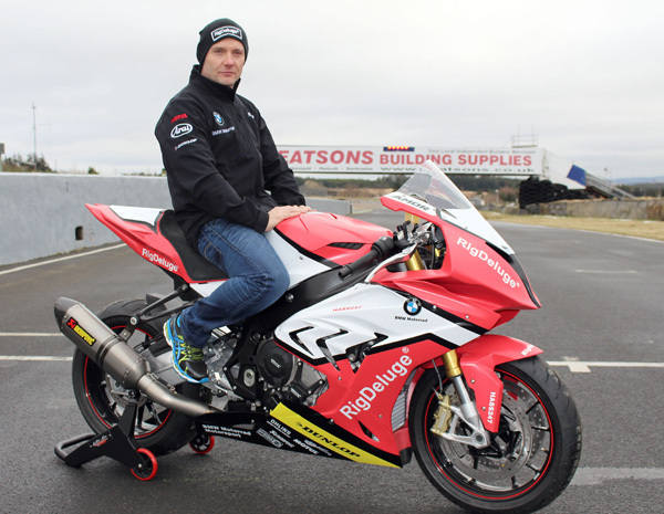 AMOR SET FOR FULL TIME TT RETURN IN 2015