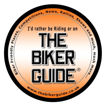 Id rather be riding or on THE BIKER GUIDE - tax disc size