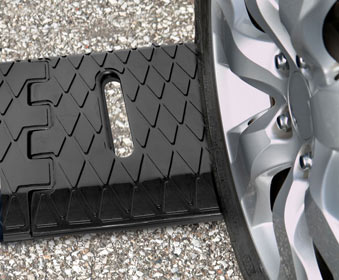 Temporary Portable Rumble Strips