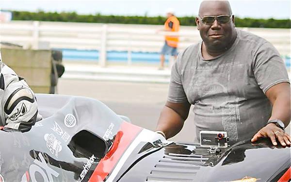 DJ CARL COX MOTORSPORT ENTERS SIDECAR TEAM FOR 2015 ISLE OF MAN TT RACES