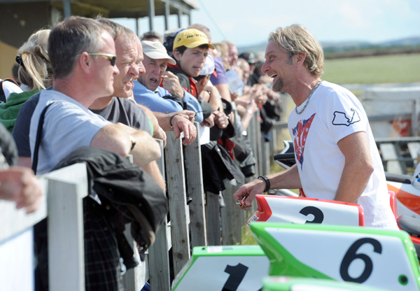 CARL FOGARTY CONFIRMED AS VIP GUEST FOR ISLE OF MAN TT RACES
