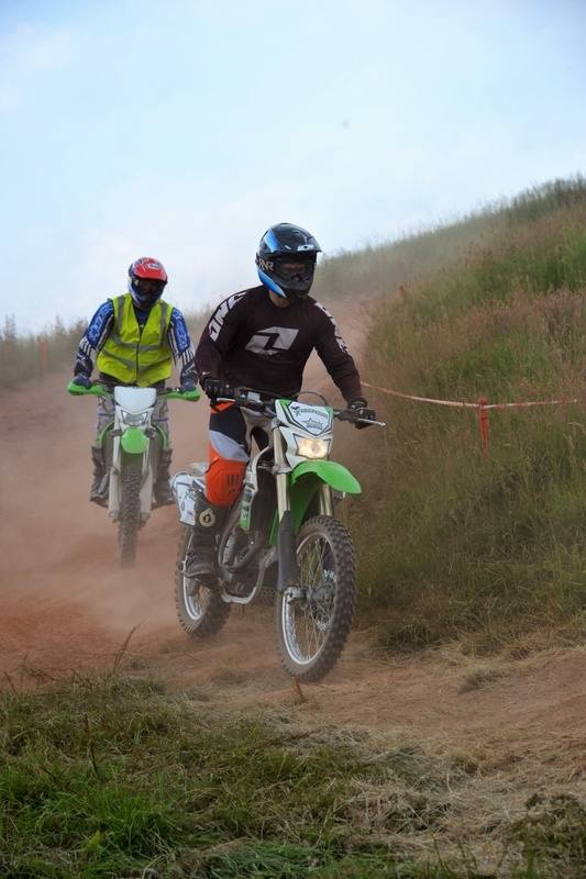 Motorcycle Off-Road Experience - MCIA