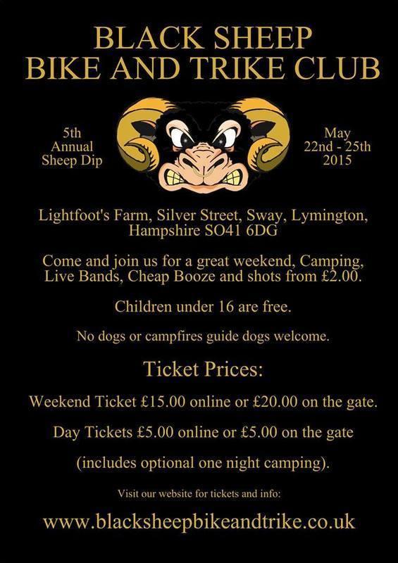 Sheep Dip Rally 2015