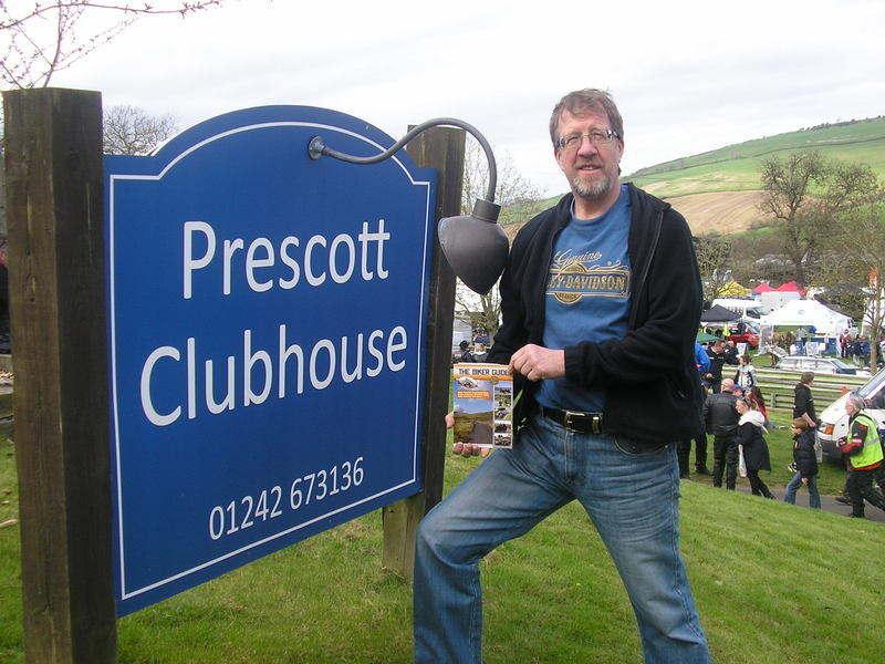 Pete Gentry, Prescott Bike Fest 2015