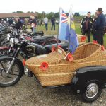 Shuttleworth, Biker friendly cafe, Old Warden Aerodrome, Bedfordshire