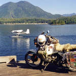 Tortillas to Totems, Sam Manicoms Adventure Motorcycle Travel Books