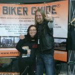 THE BIKER GUIDE @ the Manchester Bike Show