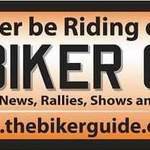 Id rather be riding or on THE BIKER GUIDE