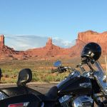Orange and Black, Harley-Davidson Motorcycle tours and rental USA, bike