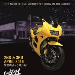 Manchester Bike Show 2016, EventCity, April