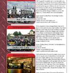 THE BIKER GUIDE - 4th edition, sample page, Cafes, Pubs