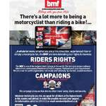 THE BIKER GUIDE - 4th edition, BMF