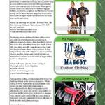 THE BIKER GUIDE - 4th edition, sample page, Clothing