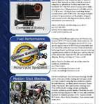 THE BIKER GUIDE - 4th edition, sample page, Custom, Parts