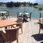 Sycamore Lakes Park, Bikers welcome, Skegness, Lincolnshire, Lakes Restaura