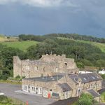 Blenkinsopp Castle Inn, Biker Friendly, Brampton, Cumbria, Hadrians Wall