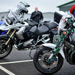 Stoke Toy Run - by Callum Wilson