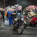 Manchester Bike Show, exhibiting