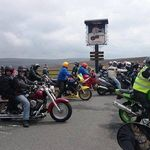 Bikers Gearbox 3rd Memorial Ride-out for absent friends