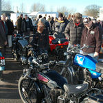 Kempton Park Motorcycle Jumble, January