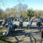 Whiteways Cafe, Bikers welcome, Bury Hill, Arundel, West Sussex news