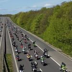 Bike4Life Ride Out 2015
