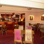 Queens Hotel, Biker Friendly, Lockerbie, Dumfries Galloway, pub