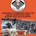 HOS, Aftermarket parts for Harley-Davidson, other Motorcycles, Sales and Se