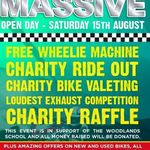 North West Honda Blackpools Massive Open Day and Charity Ride-Out
