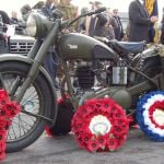 Poppy Day Parade & Service – Military Vehicle Meet - Ace Cafe