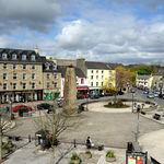 Abbey Hotel, Central Hotel Donegal, Biker Friendly, Ireland