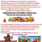 Burton Christmas Toy Run, Unwanted MCC Rockbar