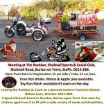 Burton Annual Toy Run, Unwanted MCC Rockbar