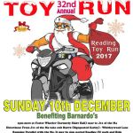 Reading Toy Run, Barnardos, Wokingham, Berkshire