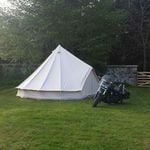 Platts Farm Camping, Bikers welcome, Conwy, North Wales