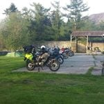 Platts Farm Camping, Biker Friendly, Llanfairfechan, Conwy, North Wales