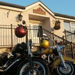 The Leadburn Inn, Biker Friendly, Midlothian, Edinburgh, Scotland