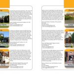 THE BIKER GUIDE - 5th edition, sample page, Accommodation