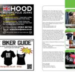 THE BIKER GUIDE - 5th edition, sample page, Clothing
