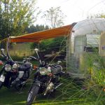 Belrepayre Airstream, Biker Friendly, Midi-Pyrenees, France