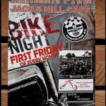 Bike Night at Jacks Hill Cafe, Towcester, Northamptonshire, Friday