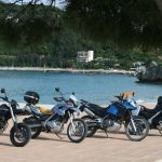 Kefalonia Motorbike Tours, Guided Tours, beaches and coves, Greece